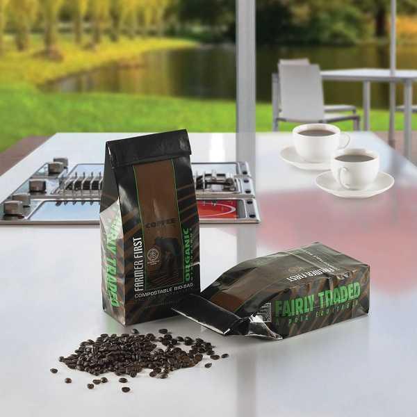 in túi đựng cà phê in sẵn giá rẻ